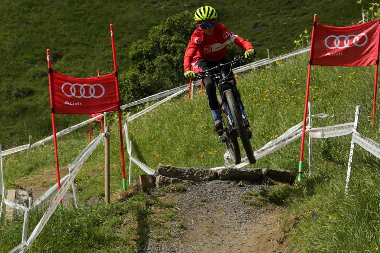 Wendelin Training Andermatt