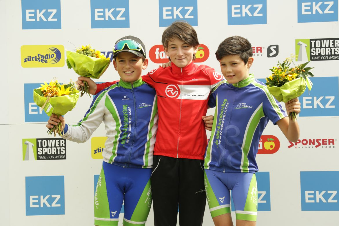 Laurin Podest EKZ Cup Uster